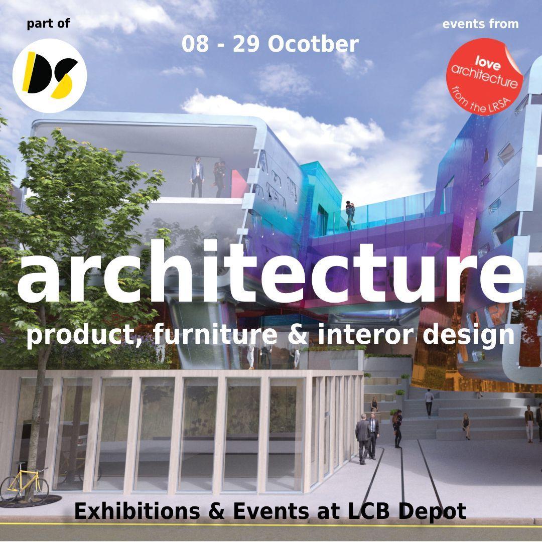 Architecture, Product, Furniture and Interior Design exhibition