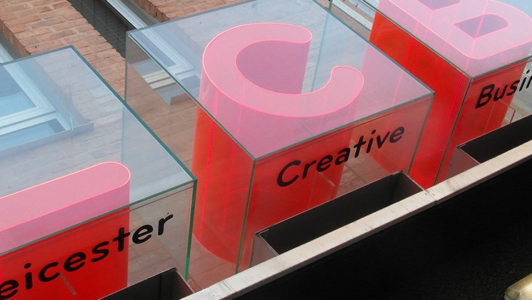 Leicester's home for creative businesses