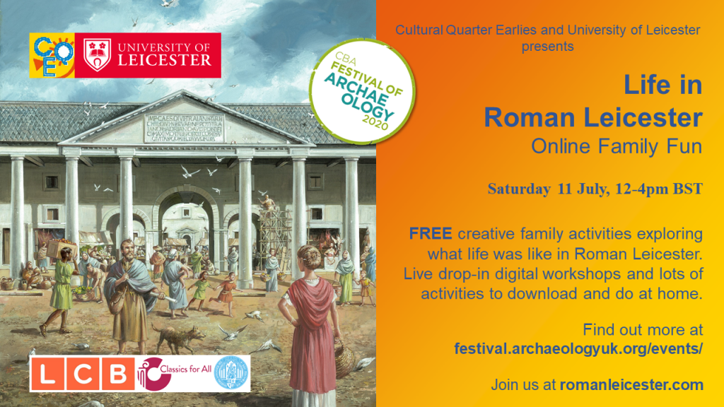 Life in Roman Leicester