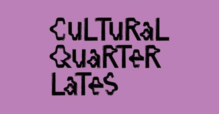 Cultural Quarter Lates logo