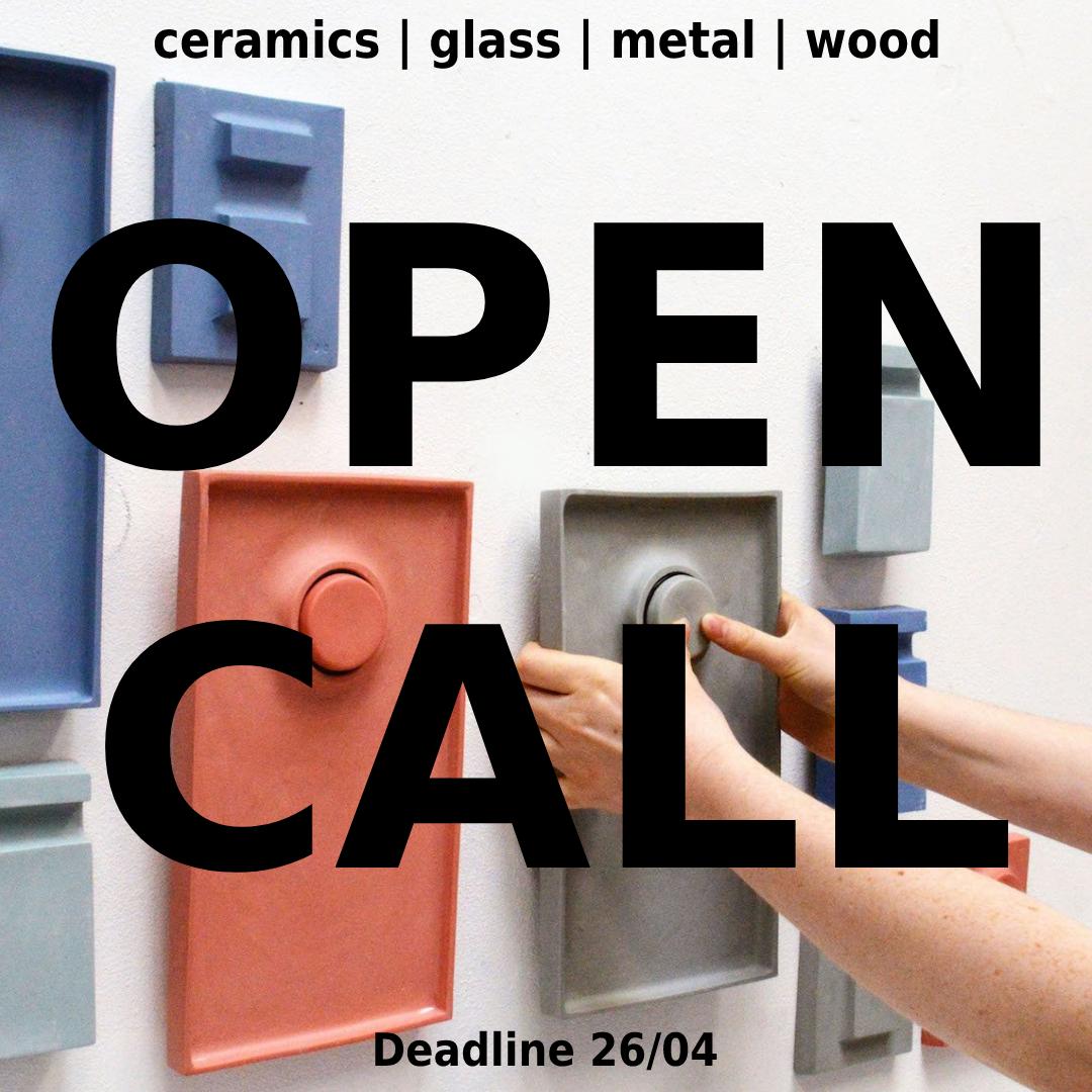 Craft open call