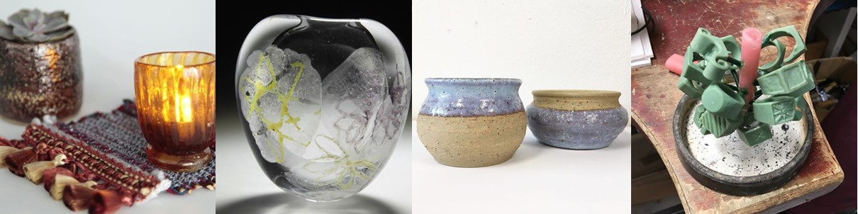 four works from Crafted