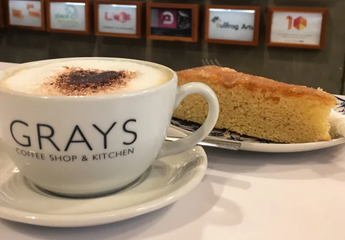 Baristas wanted by Grays coffee shop