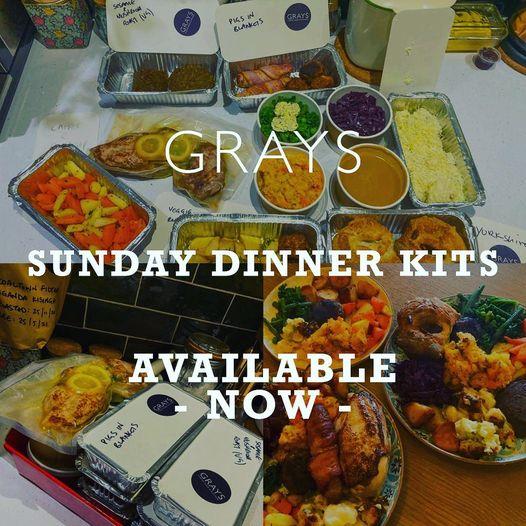 Grays Sunday Dinner Kits