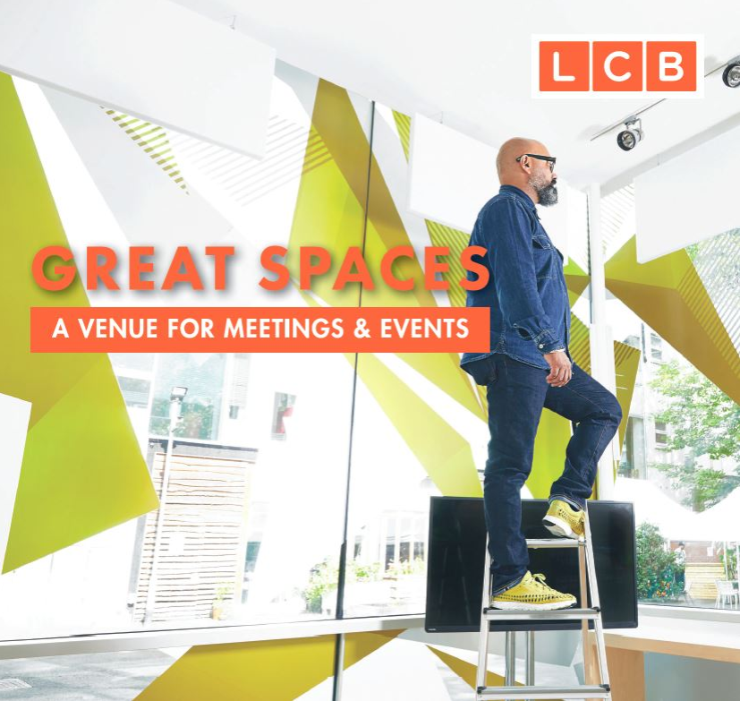 great spaces at LCB