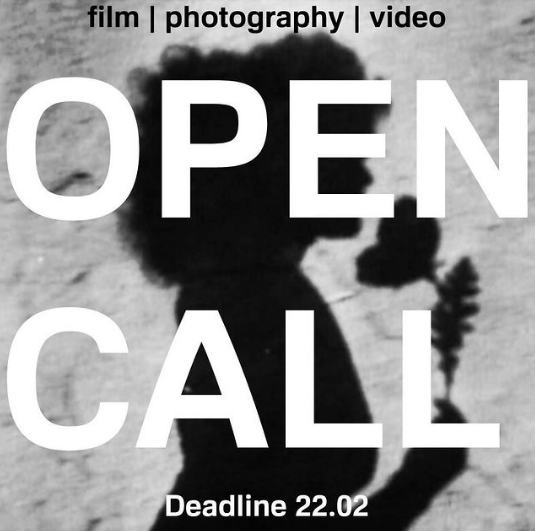 Open call for film, photography & video