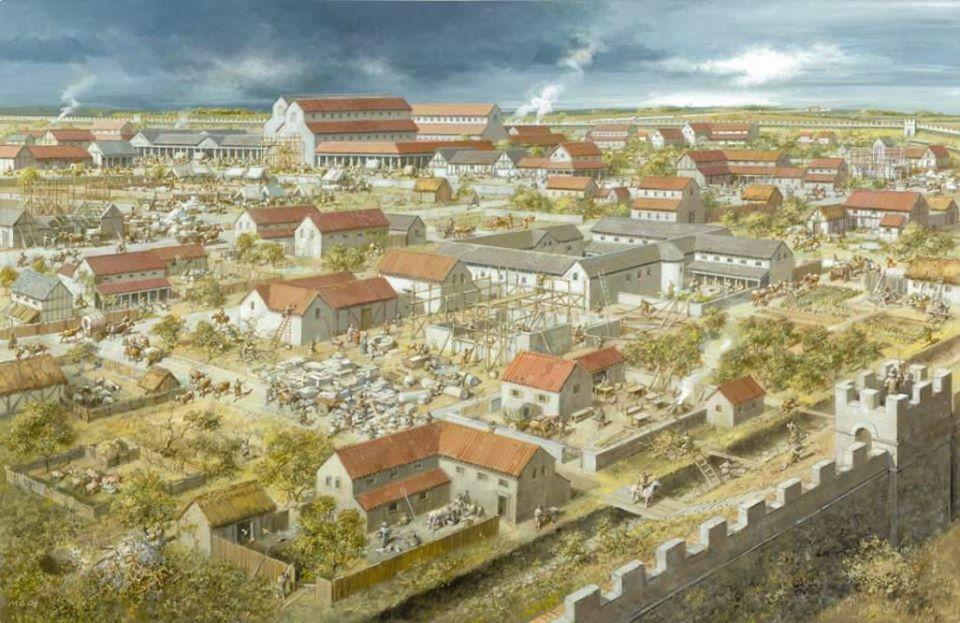 Roman Leicester