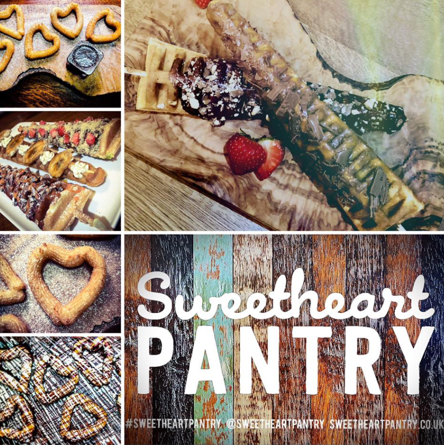 Sweetheart Pantry